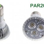 LED Par Spotlight 3W