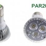 LED Par Spotlight 3W