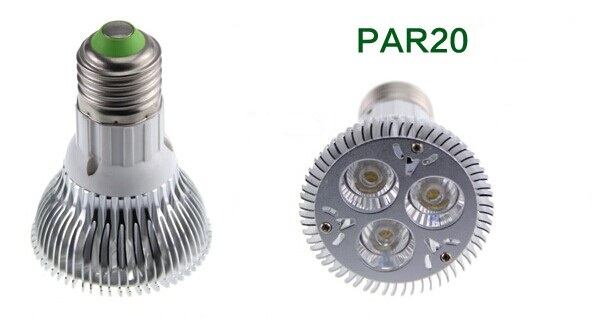 3W LED Par Light PAR20