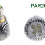 LED Par Spotlight 5W
