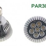 LED Par Spotlight 7W