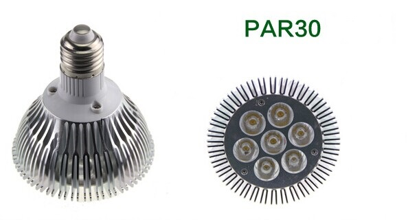 7W LED Par Light PAR30