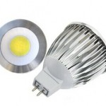 LED Spot Light COB 3W MR16