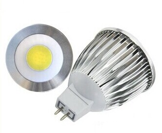 MR16 3W COB LED spot light