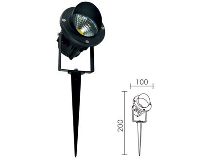 led-garden-light-100b