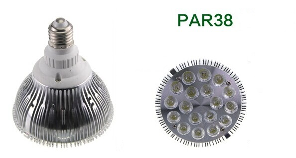 18W LED Par Light PAR38