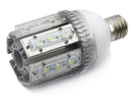 18W LED street bulb