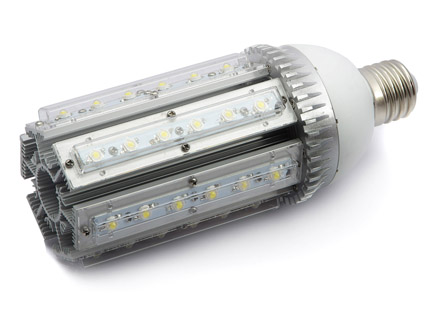 36W LED street bulb