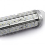 LED Street Bulb 54W
