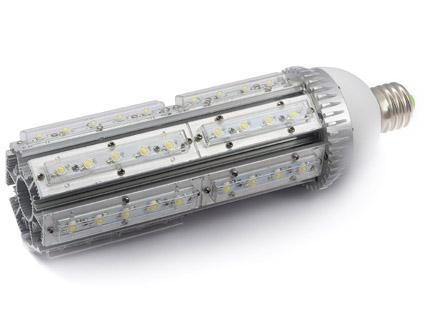 54W LED street bulb