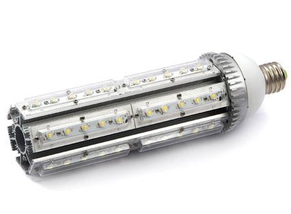 60W LED street bulb