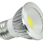 LED Spot Light COB 3W E27
