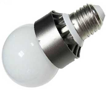 COB LED bulb light 3w