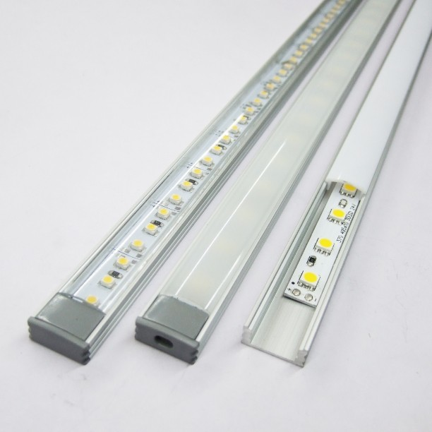 Aluminum LED Strip 1707