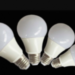 Plastic+Aluminum LED Bulb