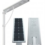 All In One (AIO) Solar LED Street Light