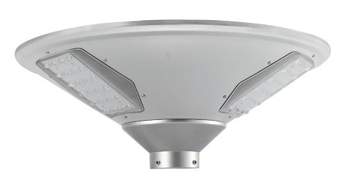 Integrated Solar LED Garden Light 01